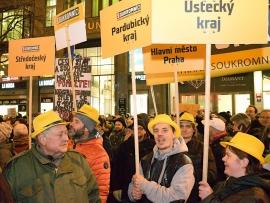 Na Václavském náměstí podruhé během několika dnů