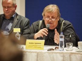 Rudolf Baránek nejen o řádění vlády a lovu na voliče
